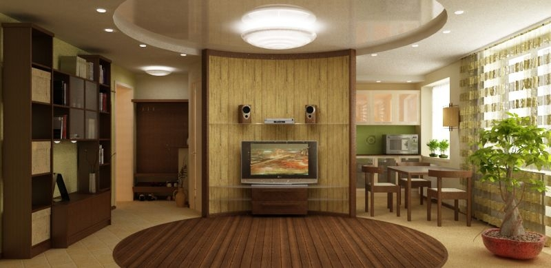 Фото дизайн хрущевок трех комнатных