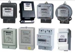 Какие есть виды счетчиков электроэнергии