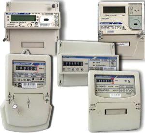 Виды приборов для учета траты электроэнергии