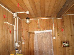 Особенности ввода электричества в деревянный дом по закону