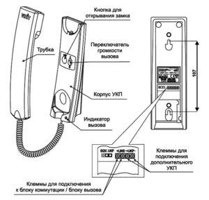 kak-podklyuchit-trubku-domofona-v-kvartire1