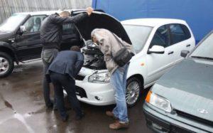Как самостоятельно проверить автомобиль на угон