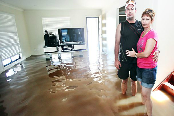квартира застрахована по ипотеке затопили соседи